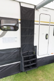 Kampa Pro Accessory Track Organiser for Caravan Awning